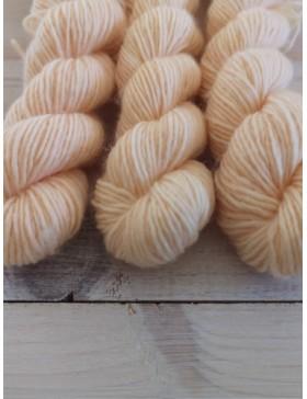 Mini écheveaux merino single sorbet