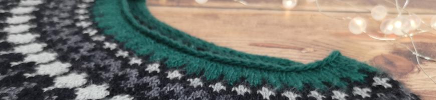 Nos fils à tricoter : Alliance, Pure, Suprême et Duvet