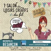 Vous pourrez me retrouver au salon des loisirs créatifs et du fil du 20 au 22 septembre à Besançon. Il y aura la majorité des produits du site mais aussi des nouveautés...❤️ Des modèles de @alongavecanna seront exposés ainsi que son livre dédié au Jacquard que vous pourrez feuilleter si vous ne l'avez pas encore acheté. Des entrées gratuites seront à gagner prochainement!  You can meet me at the show of creative hobbies and the yarn from 20 to 22 September in Besançon. There will be the majority of the products of the site and also new ... ❤️ Models of @alongavecanna will be exposed as well as its book dedicated to Jacquard that you will be able to flip if you have not bought it yet. Free tickets will be available soon!  #latelierteinture #laineteintealamain #handdyedyarn #jura #yarnaddict #tricot #yarninspiration #yarnlove #knittersofinstagram #yarnstagram #alongavecanna #besançon #micropolis #doubs #loisirscreatifs #cantaletemps